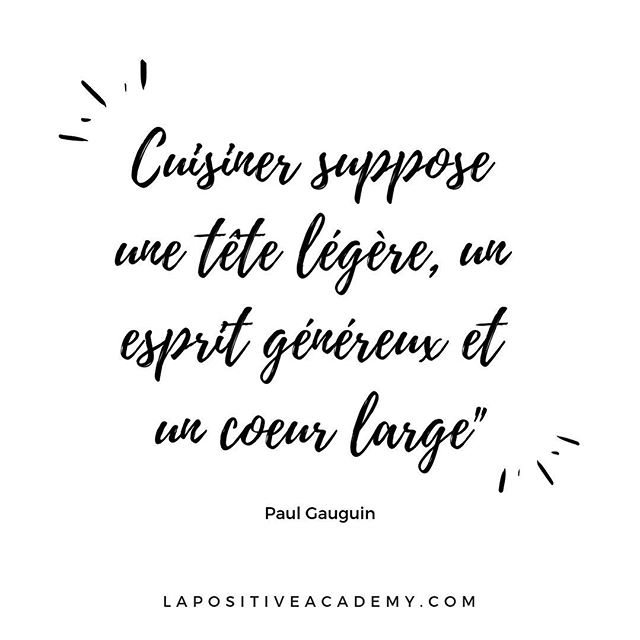 Quote of the day ☀️ #stayhealthybepositive #healthyfood #vegetarian #passion #cuisine #saveurs #versailles #positiveacademy