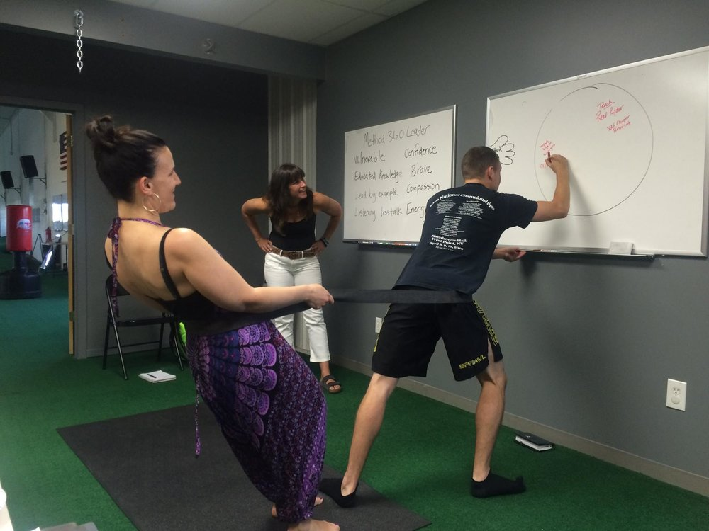 We will bring our team onsite to your location so your staff can experience life changing, interactive workshops.Our Mind-Body Seminars include meditation and leadership concepts that move your team to experience wellness in the workplace in new and exciting ways.  Email us at drpamdenton@gmail.com