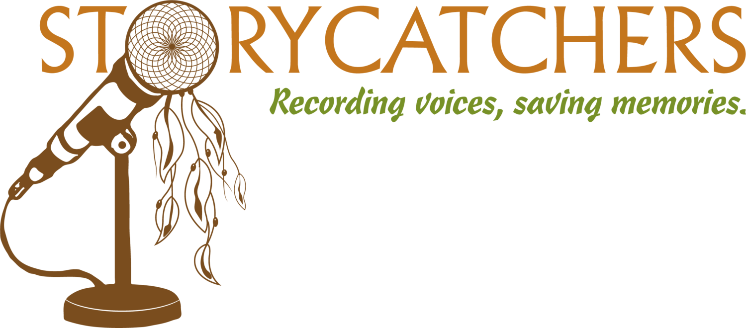 StoryCatchers | Recording voices, saving memories