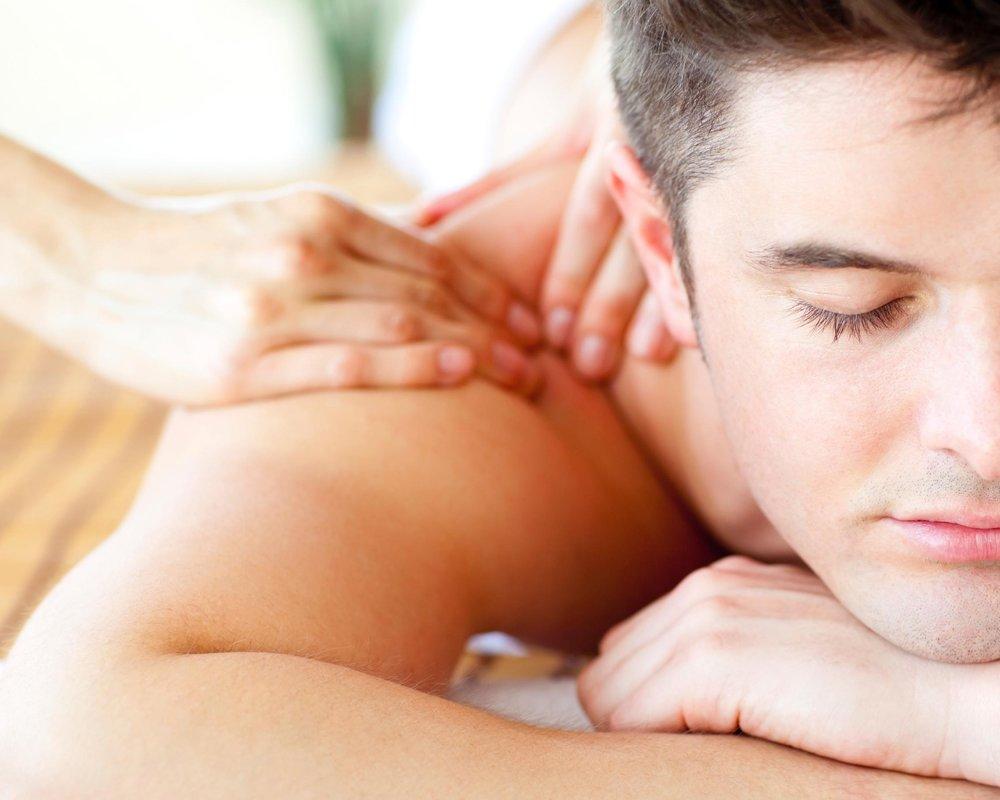 Massage de détente - Massothérapie - Zeina Raya