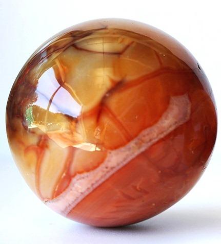 Cornaline  - Vertus des cristaux - Lithothérapie Zeina Raya