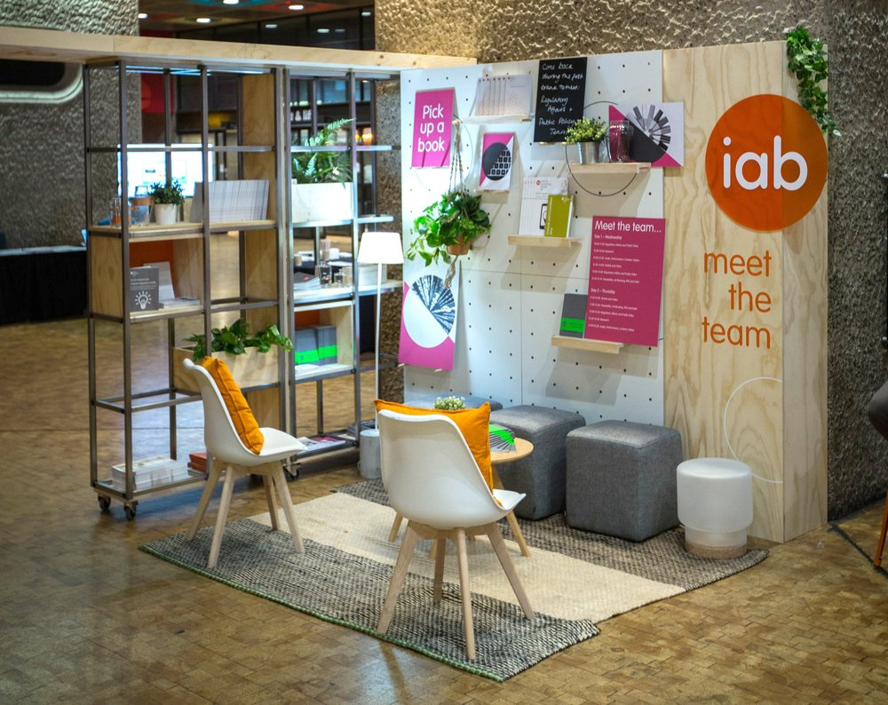 IAB stand for IAB Engage 2016