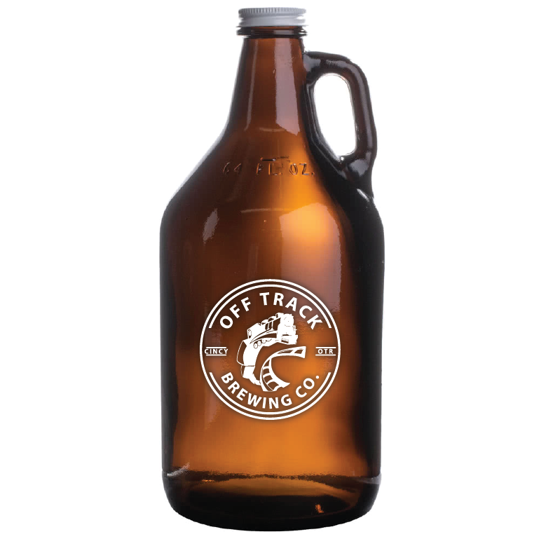 Off Track brewing Co. Growler