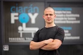 Personal Trainer and Physical Therapist    www.ciaranfoy.com