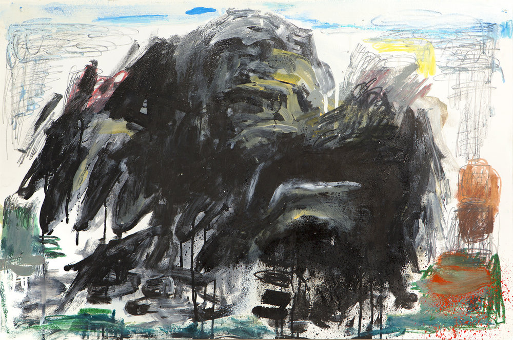 Untitled (Bird Monster), 2013