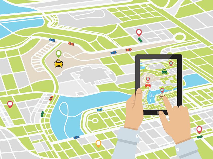 Mobility as a Service - Des expériences avec des solutions flexibles, sur demande pour des plans de mobilité partagée.