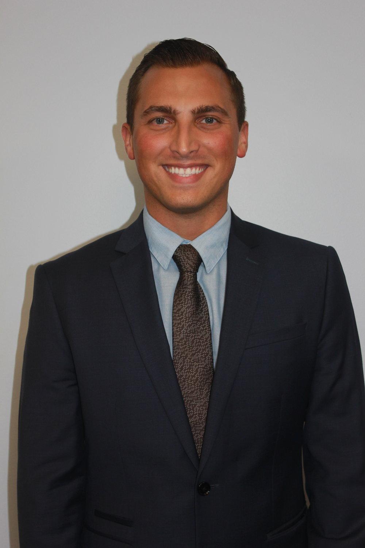 Vincent Degori, Catering Coordinator