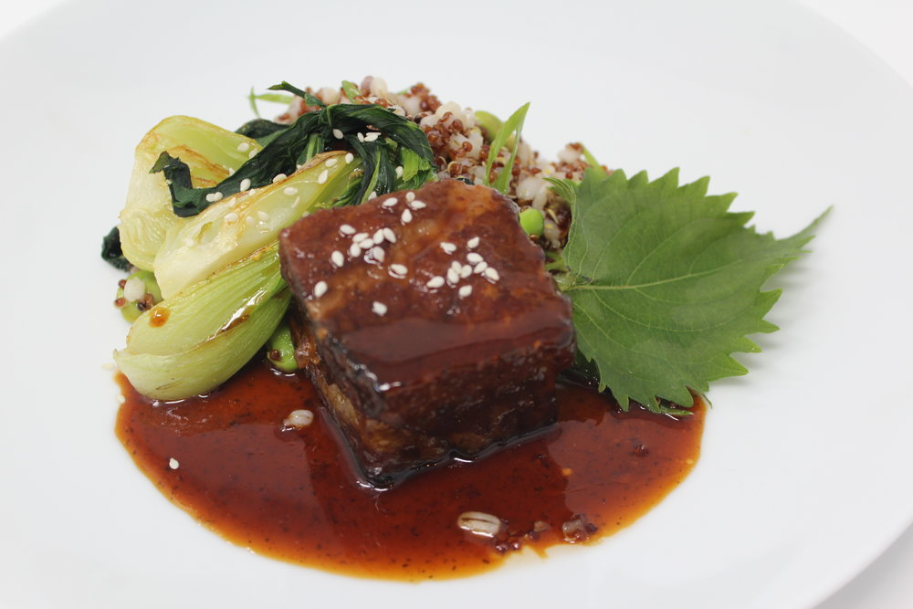 Gochujang Glazed Short Rib