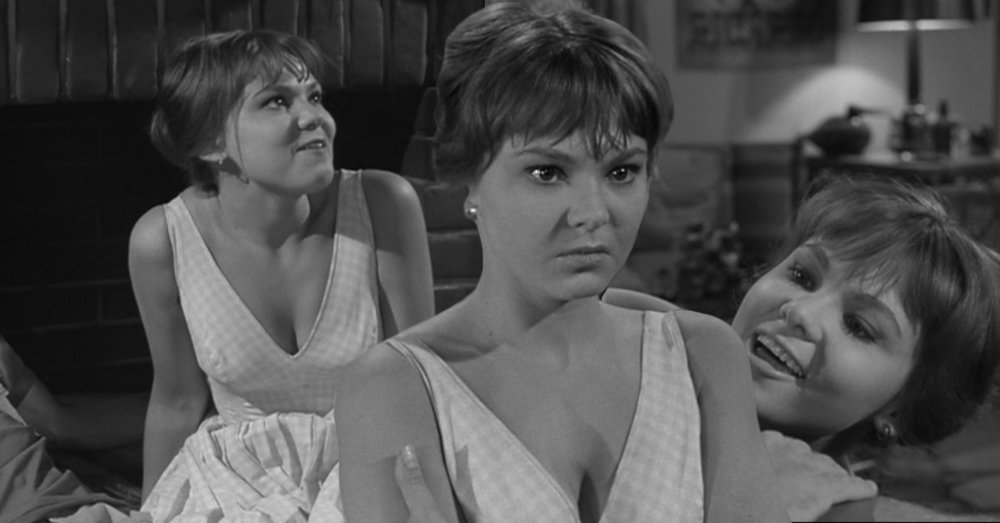 Barbara Harris in her television debut–Alfred Hitchcock Presents (1961)