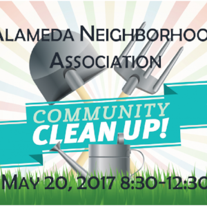 Annual Clean Up at Madeleine School