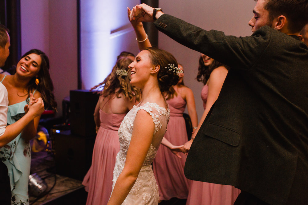 Jess and Ben - Liverpool wedding - first dance