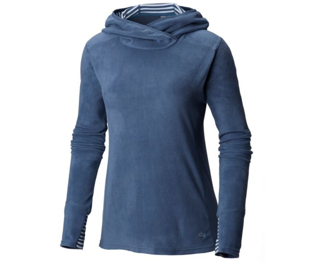 Mountain Hardware Microchill Lite Pullover Hoodie