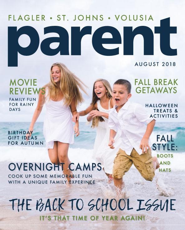 Parent Magazine Flagler St. Johns Volusia Summer Family Resource