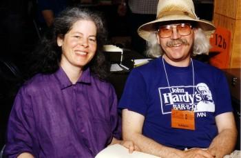 Kristen Eide-Tollefson and Ted Tollefson