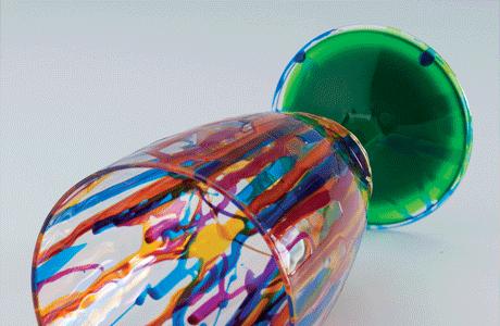 Copy of  Glass paint