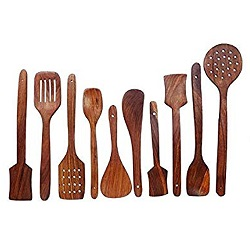 Wood and Cookware Items