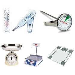 Measuring and Weighing Items