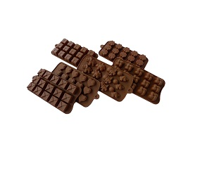 Chocolate Silicon Moulds