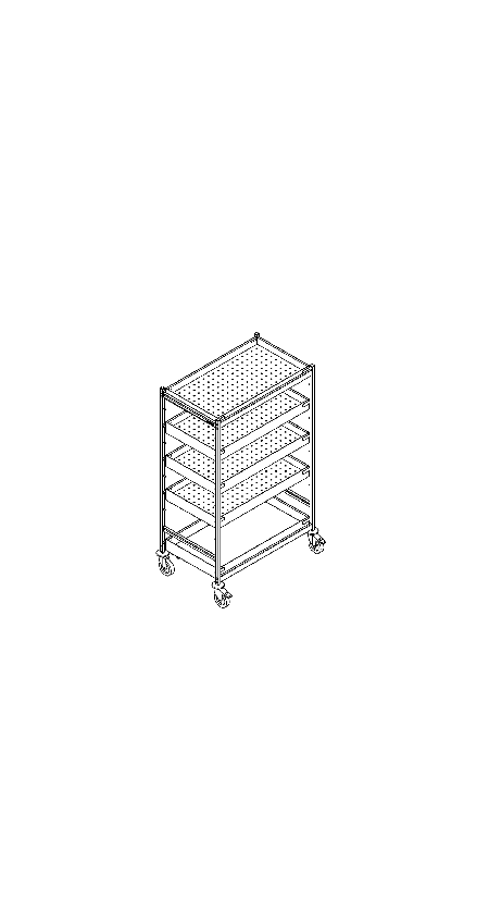 Thawing Trolley