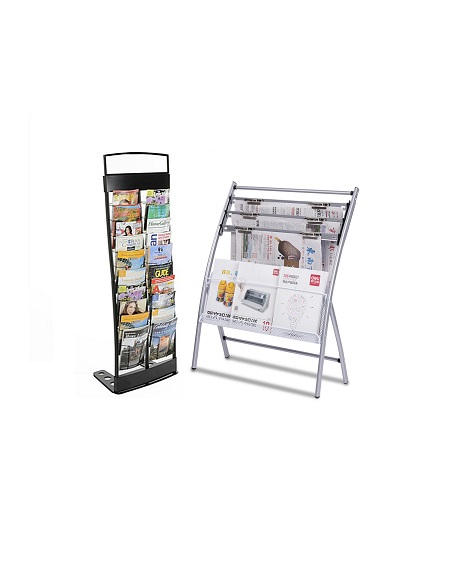 Magazine & Newspaper Stand