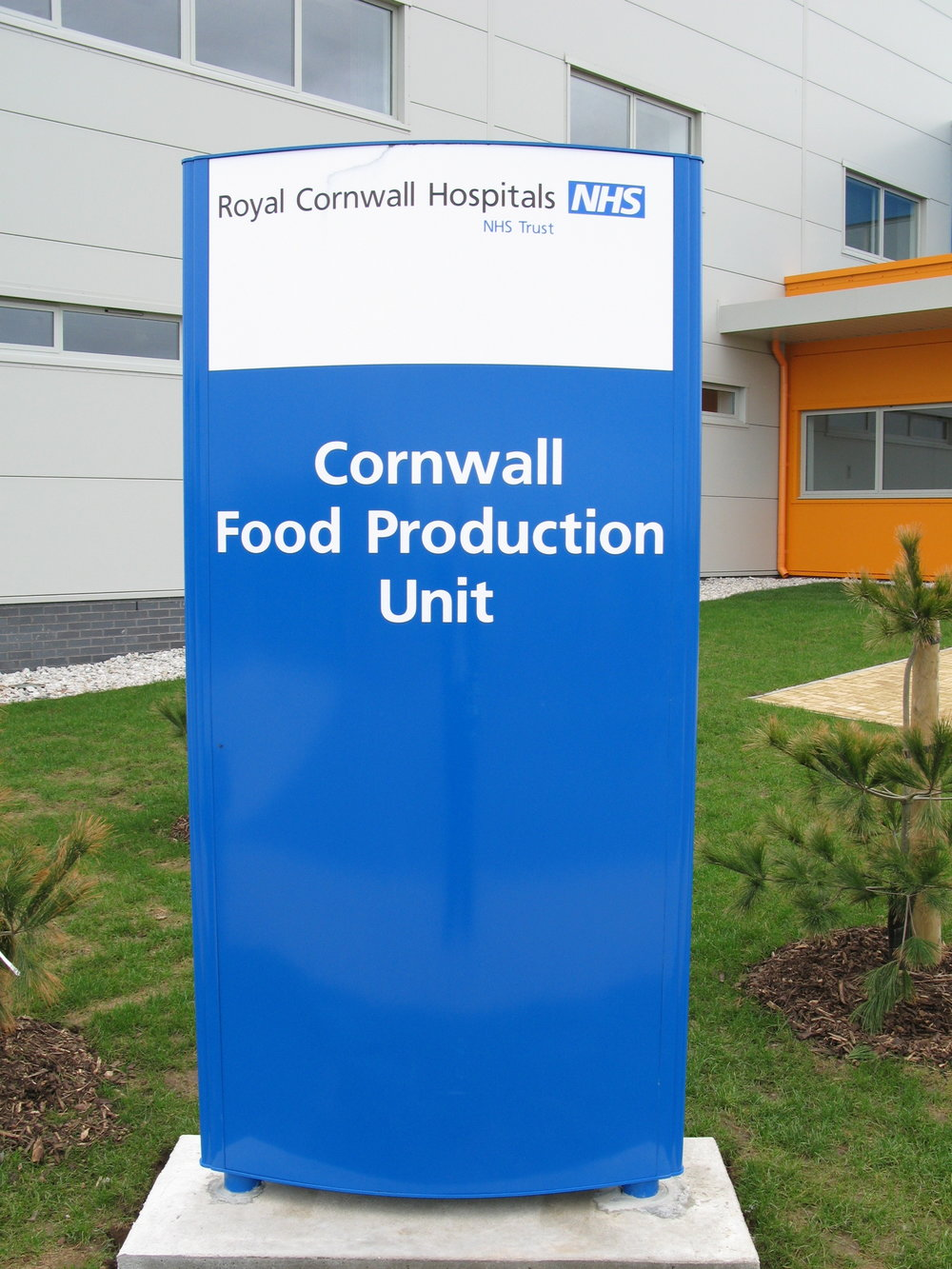 Royal Cornwall Hospital - Truro, UK