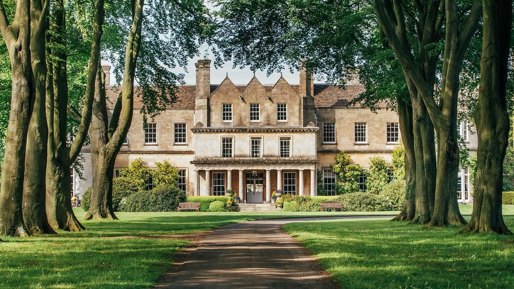 Lucknam Park Hotel Brasserie & Main Kitchen - Wiltshire, UK