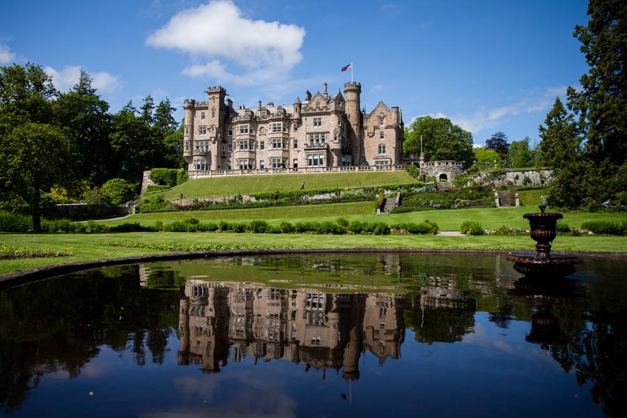 Skibo Castle - Dornoch, Scotland