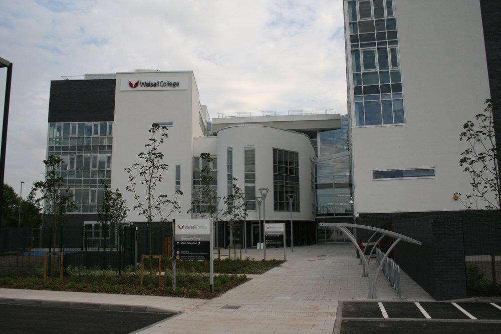 Walsall College - Wisemore Campus, Walsall, UK
