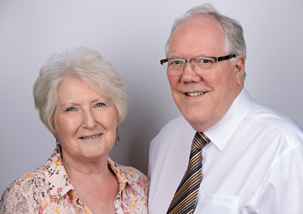 Andrew & Elaine Powis - Founders, Sterling Foodservice Consultancy.