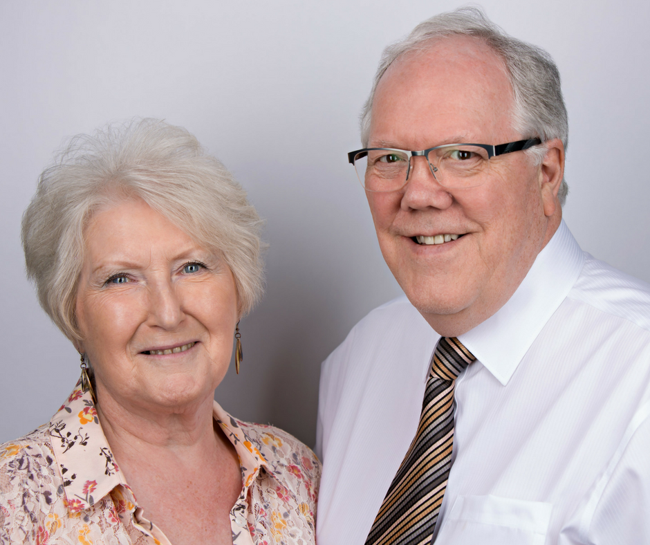 Andrew & Elaine Powis - Founders, Sterling Foodservice Consultancy