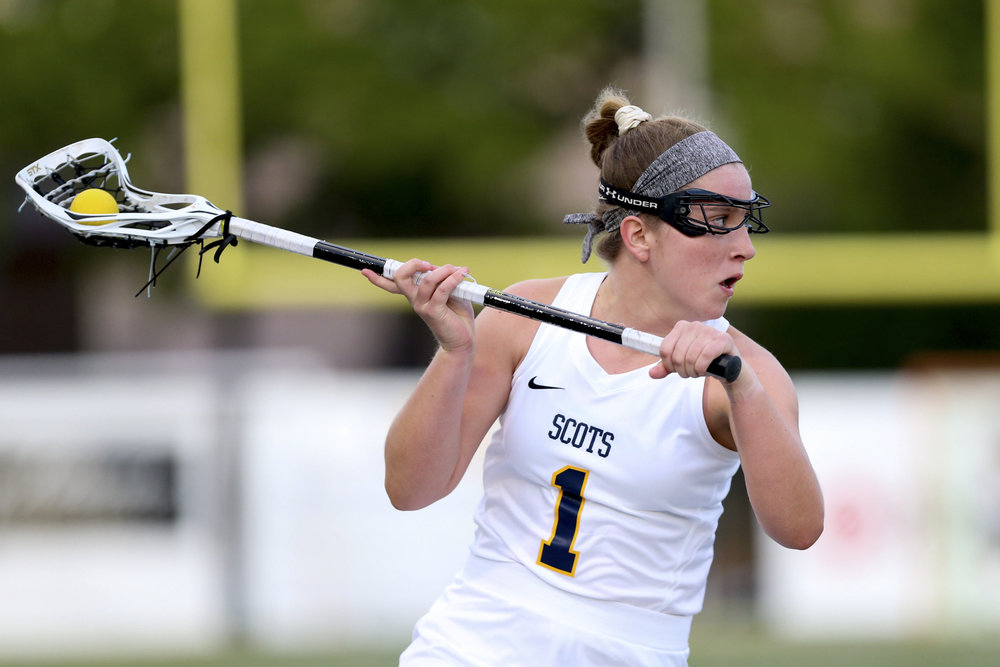 "SLOANE KIPP   POSITION: MIDFIELD  GRAD YEAR: 2020  FAVORITE THING TO DO OUTSIDE OF LACROSSE: COOK & BAKE   FAVORITE LACROSSE MEMORY: BEATING HOCKADAY IN THE 2018 SEASON  FAVORITE FOOD: COTTON CANDY  FAVORITE MOVIE: THE LONGEST RIDE  WHAT ARE YOU LOOKING FORWARD TO MOST FOR THE 2018-2019 SEASON: TRYING TO ACCOMPLISH WHAT WE DID IN THE 2018 SEASON DESPITE LOSING THE SENIORS. WORKING HARD.   FAVORITE QUOTE: ""IN THREE WORDS I CAN SUM UP EVERYTHING I HAVE LEARNED ABOUT LIFE: IT GOES ON""   FUN FACT: ONE OF MY FEET IS 1/2 SIZE BIGGER THAN THE OTHER"