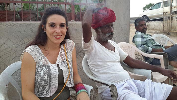 Lara Magliocchetti India.jpg