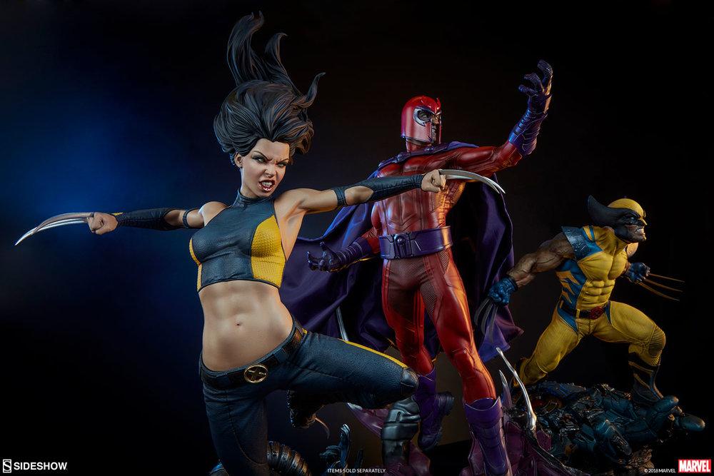 Sideshow-X-Men-Magneto-Wolverine-X-23-Premium-Format-Figure-Statues.jpg