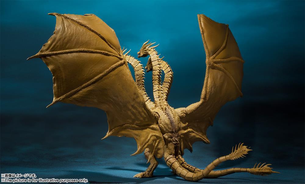 Godzilla King of the Monsters SH MonsterArts King Ghidorah  3.jpg