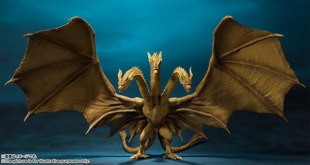 Godzilla King of the Monsters SHMonsterArts King Ghidorah .jpg