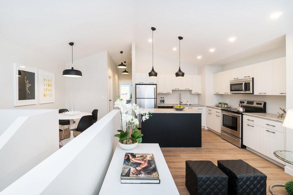 North Kildonan - Compact Infill Housing
