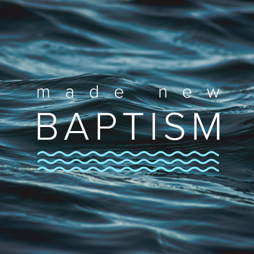 More on Baptism