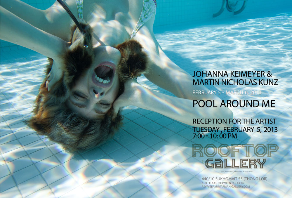POOL AROUND ME, Keimeyer, underwater photography, Bangkok