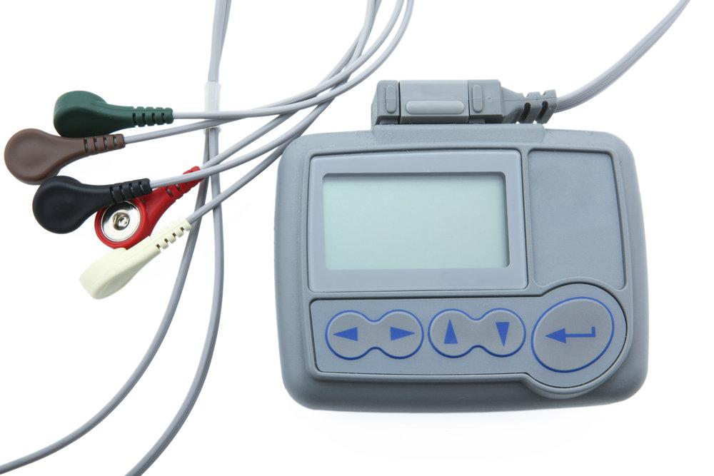 Coastal Heart Medical Holter Monitor Images