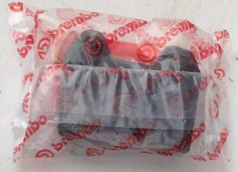Front Disk Brake Pad Set Feroda - Organic