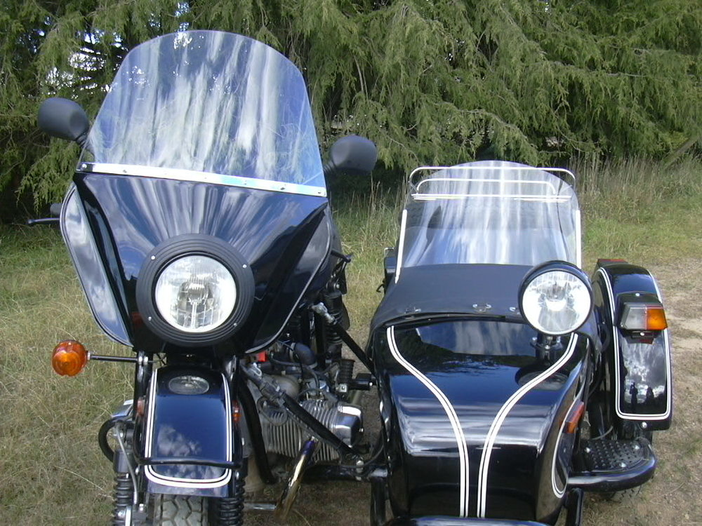 Rider Fairing - a range of colours currently in stock