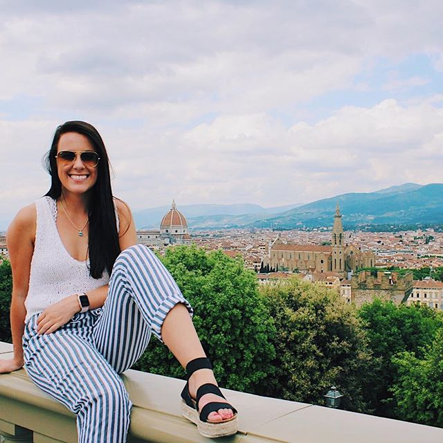 Ever wanted to go to Italy? Check in tomorrow to catch Haley takeover our Instagram story as she takes us all over Florence, Italy! #utkaoiisummer