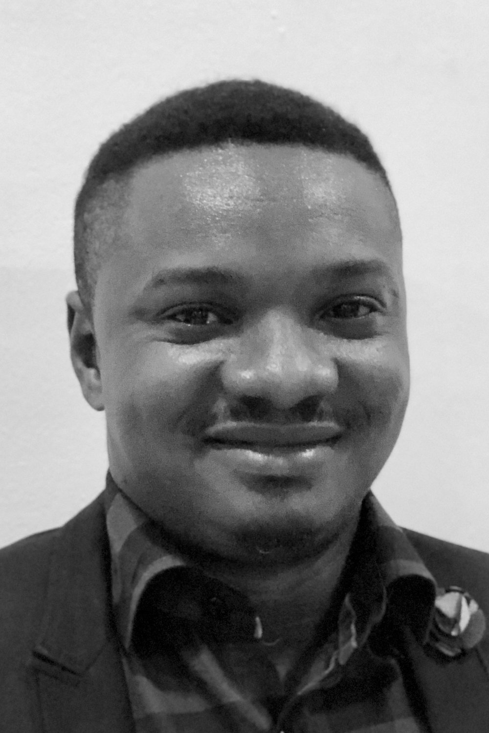 ISAAC UTOMWEN  REGIONAL SECURITY ADVISOR-SPEARFISH WEST AFRICA