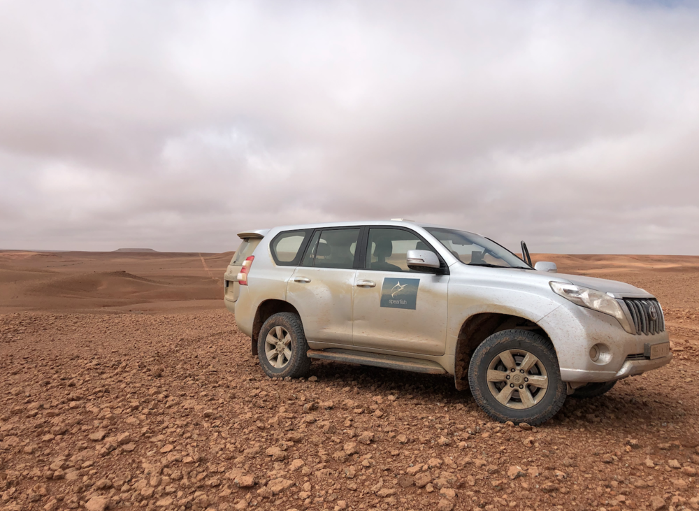 Life on the Desert Road with Dacia and Future Terrain - By Mat Shcraeder, Head of Partnerships and Training