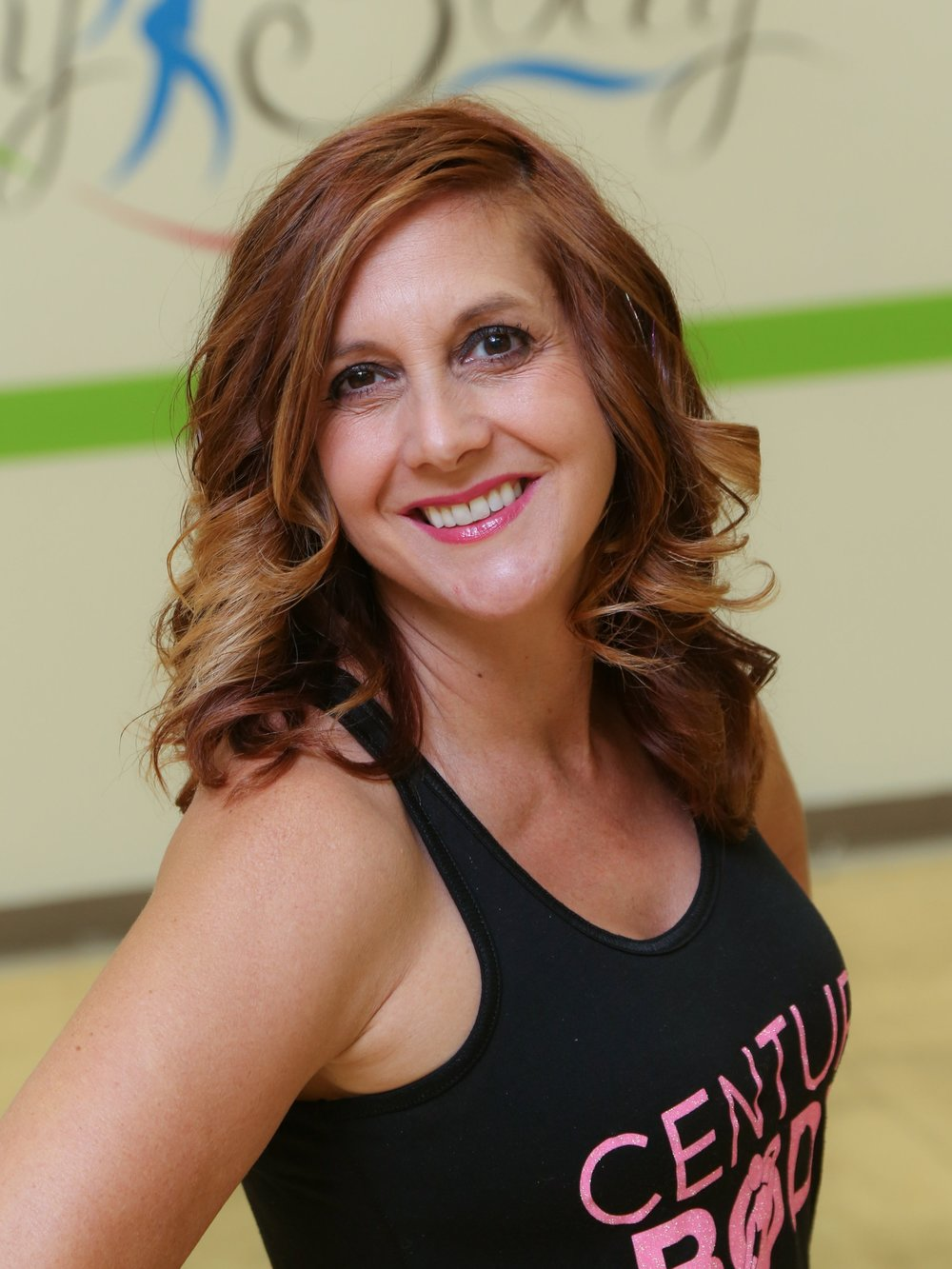 Melinda Moore   I love how we're one big family at Century Body. And you know what they say, the family that does Strong by Zumba® together, stays together! I love STRONG by Zumba® because it's challenging and there's an incredible sense of accomplishment you feel after each class. Come join me and the STRONG crew to find out! We'll get your heart pumping!