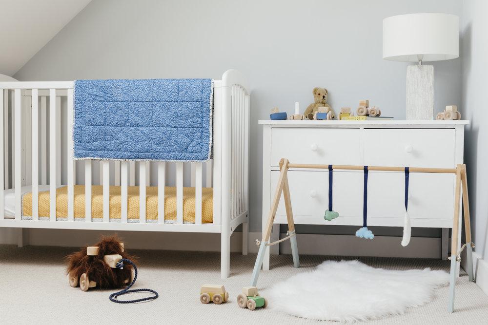 Baby's nursery decor