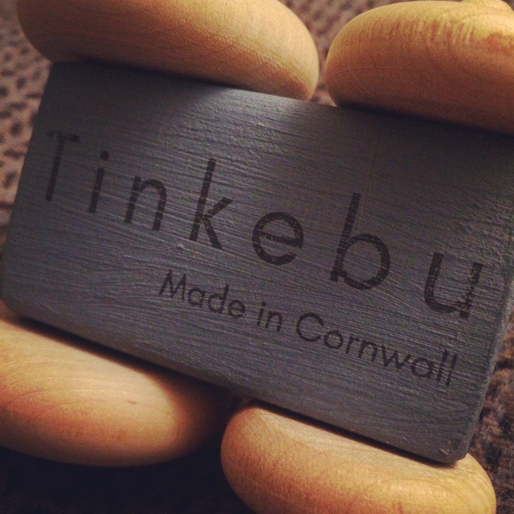 Tinkebu made in Cornwall