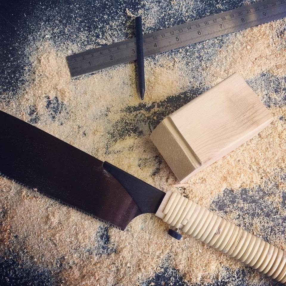 Woodworking - wooden toy tools