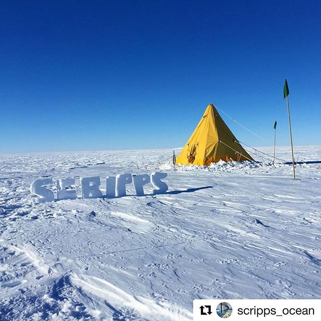 #Repost @scripps_ocean After 60 years of visiting the frozen ends of the Earth, Arctic and Antarctic researchers at Scripps are being assembled in one collective. The new Scripps Polar Center brings together scientists from disciplines that investigate everything from ocean physics to ice sheet and glacier dynamics to the ecology of the organisms that live at the poles. Learn more about why the new center was launched, and what this diverse group of scientists are working toward. Link in bio ❄️ #scrippsoceanography #scrippsocean #UCSD #UCSanDiego #fieldresearch #Antarctica #Arctic #polarscience #climatechange #climatescience #earthscience #oceanography #scienceinaction