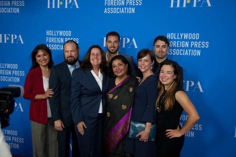 Hollywood Foreign Press Association Banquet